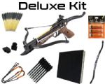 EK Archery Cobra Aluminium Pistol Crossbow Deluxe Package WORTH £109.94